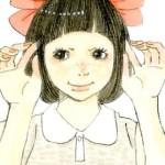 【女の子イラスト】リボンの女の子