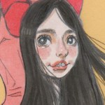 【女の子イラスト】兎耳パーカー「イラストを描くときは参考資料を用意しよう」