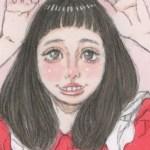 【女の子イラスト】コピックでメイド服のアナログイラストを描いてみた
