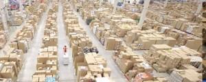 Amazon Fulfilment Center