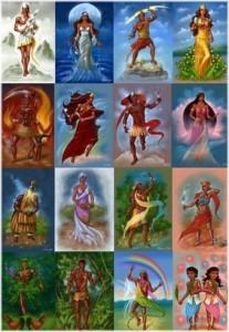 Santeria – Orisha Ashe