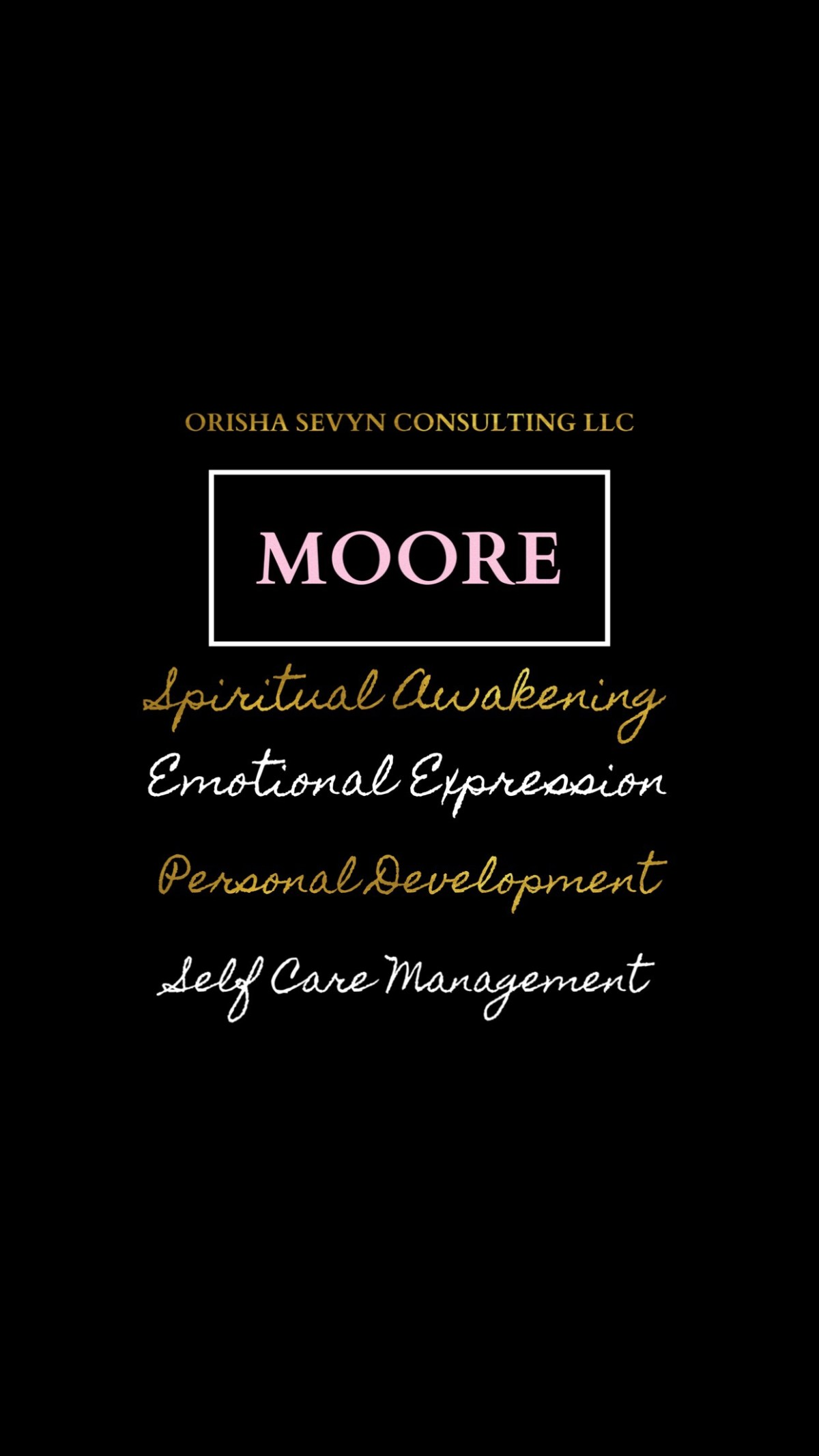 Everything Moore is $44.44! Book Now!