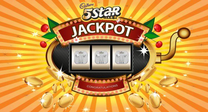 Cadbury 5Star Jackpot