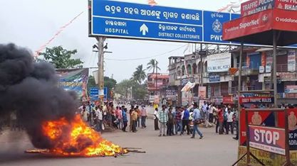 RAF deployment sought in violence-hit Odisha town