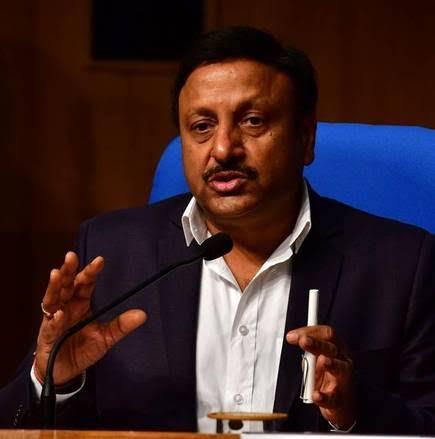 Rajiv Kumar appointed as Election Commissioner following resignation of Ashok Lavasa