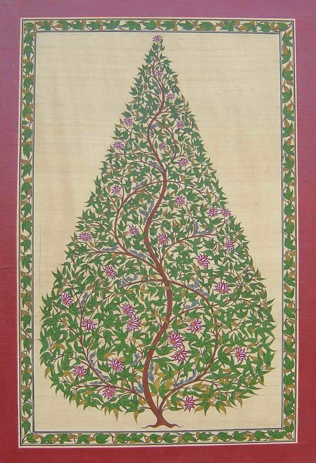 Manisha Meher Design Tree 2001