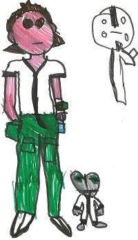 לאילוסטרציה בלבד. יונתן אלמוג. גיל 6.