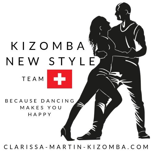 Logo Clarissa & Martin Kizomba