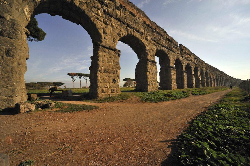 Giubileo, Parco degli Acquedotti