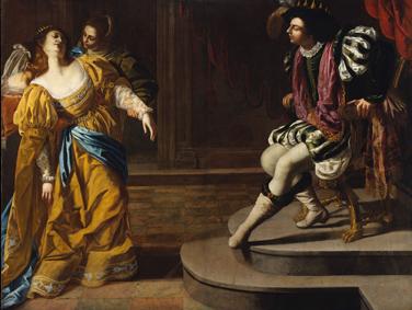 Ester e Assuero Artemisia Gentileschi, Artemisia Gentileschi mostra Palazzo Braschi