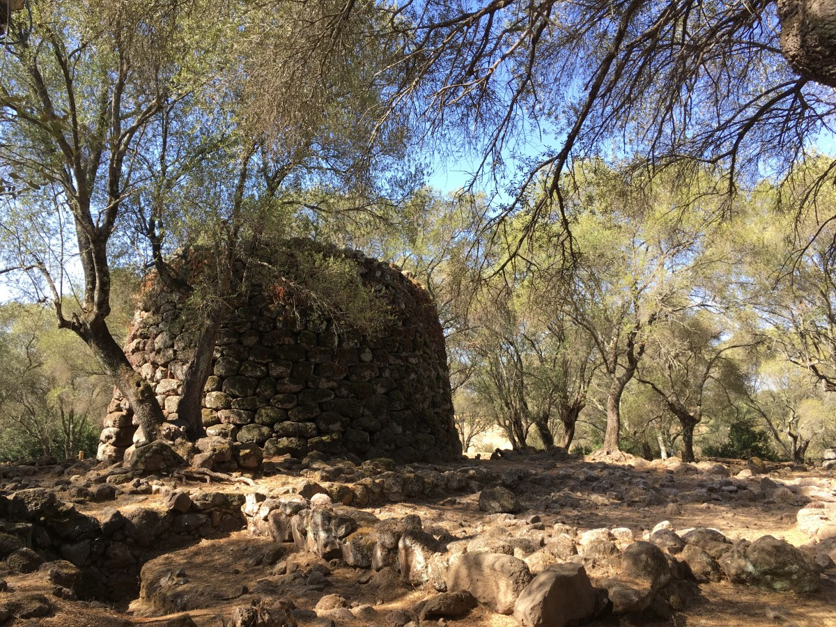 Nuraghei Santa Cristina, visitare Sardegna