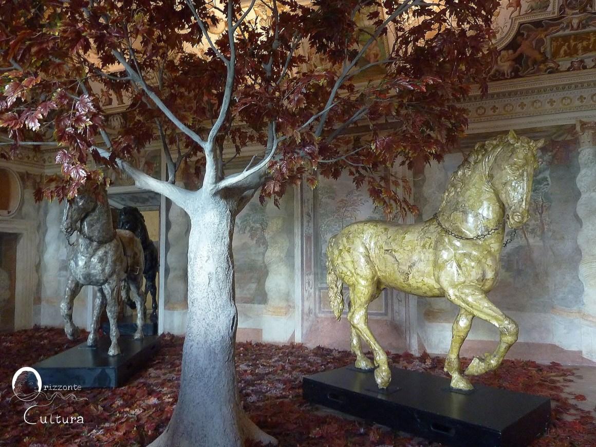 Sala delle Fontane di Tivoli (dalla mostra I voli dell'Ariosto) - Villa d'Este a Tivoli - Orizzonte Cultura