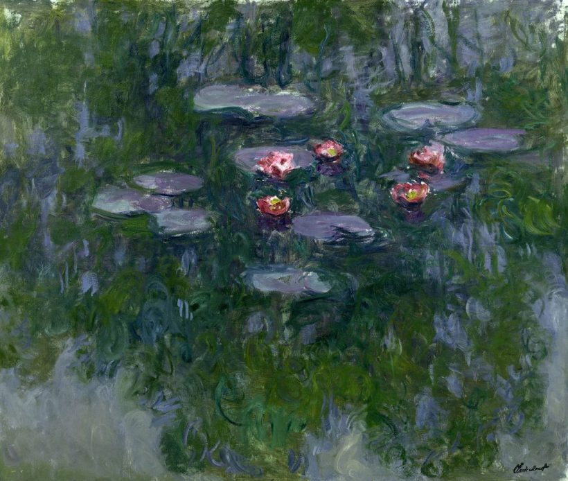 Claude Monet Ninfee