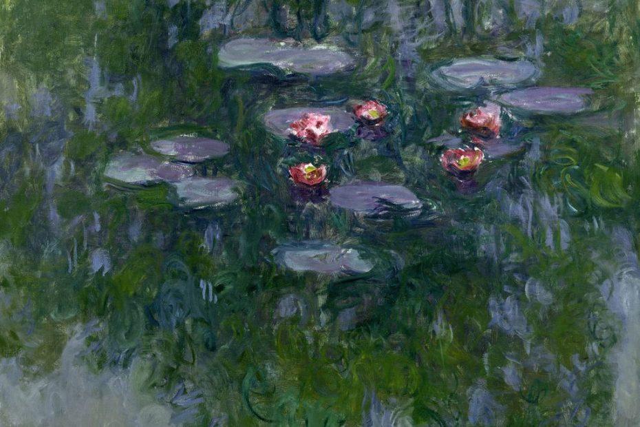 Claude Monet Ninfee
