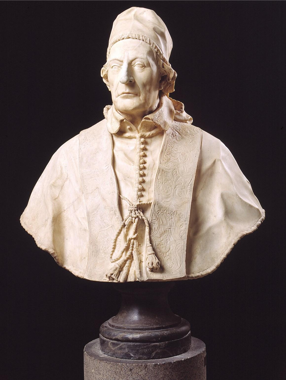 Clemente XII mostra Winckelmann