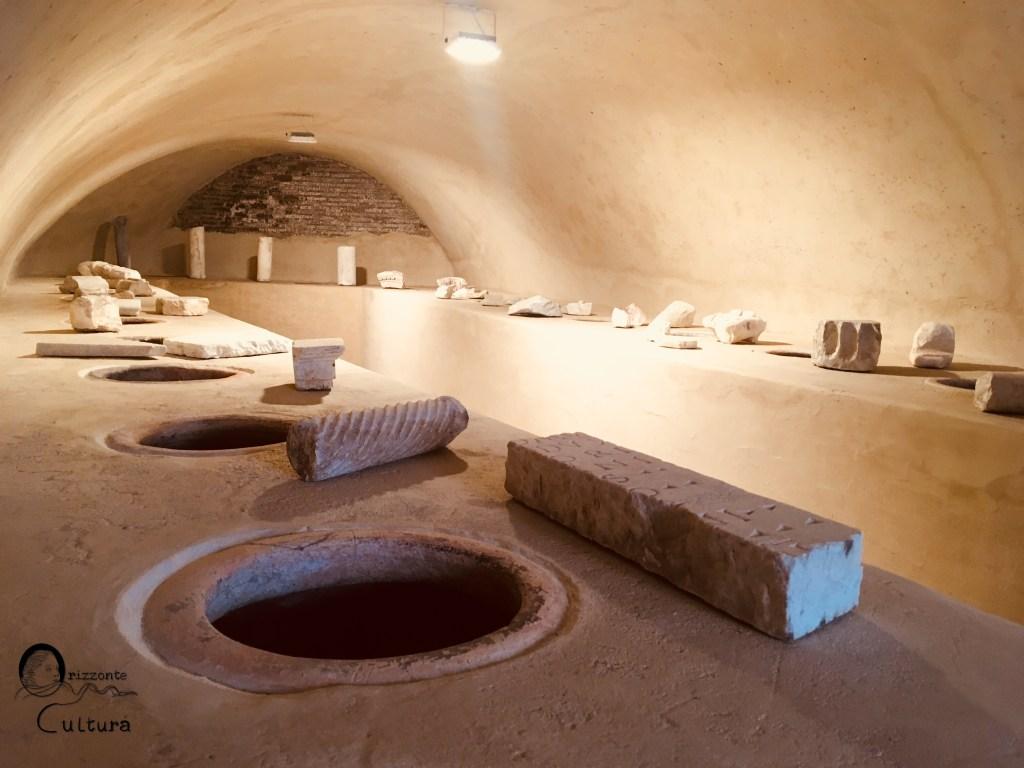 Le Olearie di Urbano VIII a Castel Sant'Angelo - Orizzonte Cultura (ph. Ilenia M. Melis)