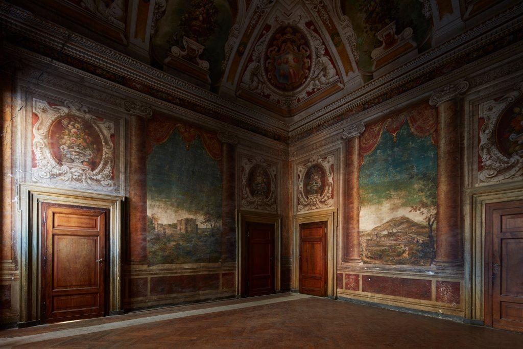 Sala Paesaggi Palazzo Barberini (ph. Agostino Osio)