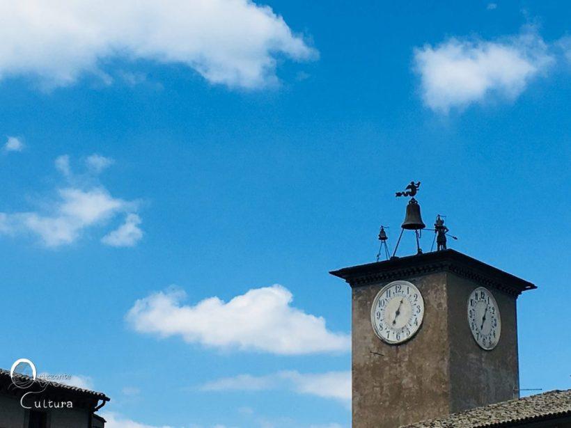 Tetti Orvieto Umbria cosa vedere