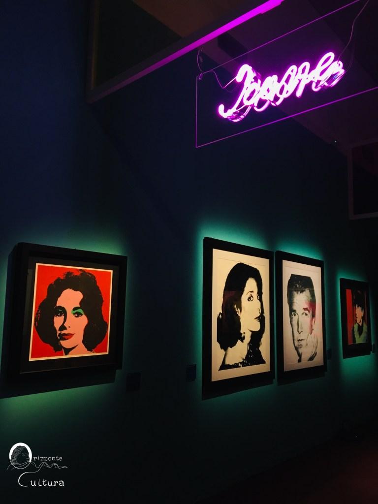 Andy Warhol, Icone - Orizzonte Cultura (ph. Ilenia M. Melis)