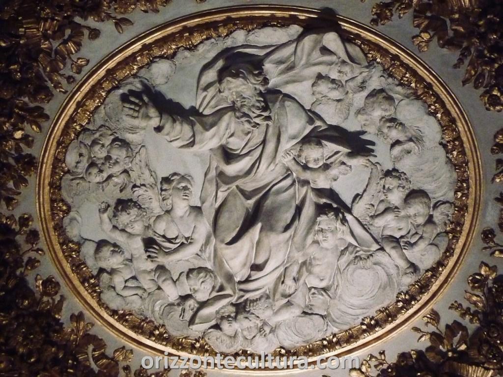 Il Padre Eterno, Cappella del Monte di Pietà