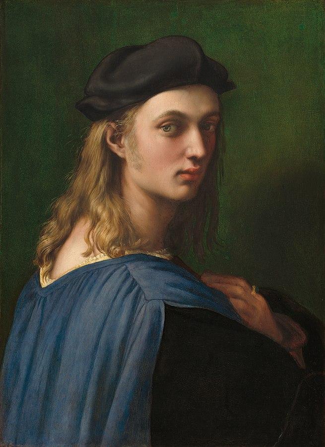 mostra Vasari, Raffaello ritrae Bindo