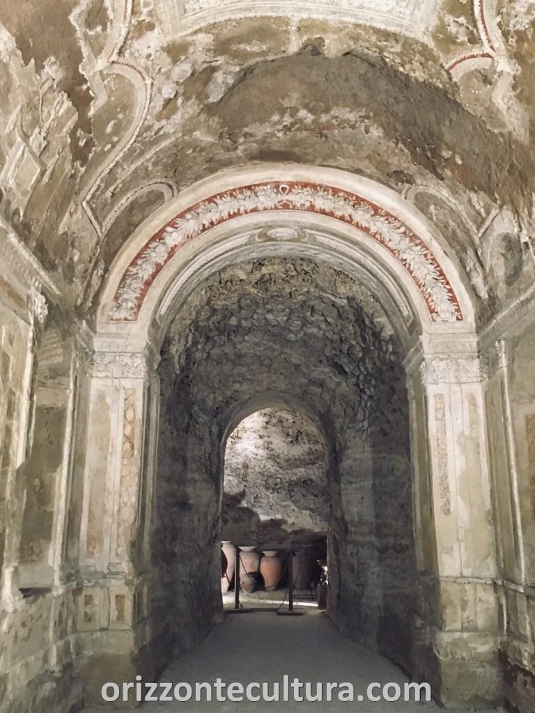 Villa Giulia nascosta, Neviera fondo