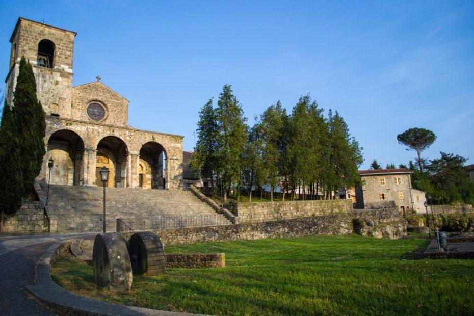 Dimore storiche Lazio 2019