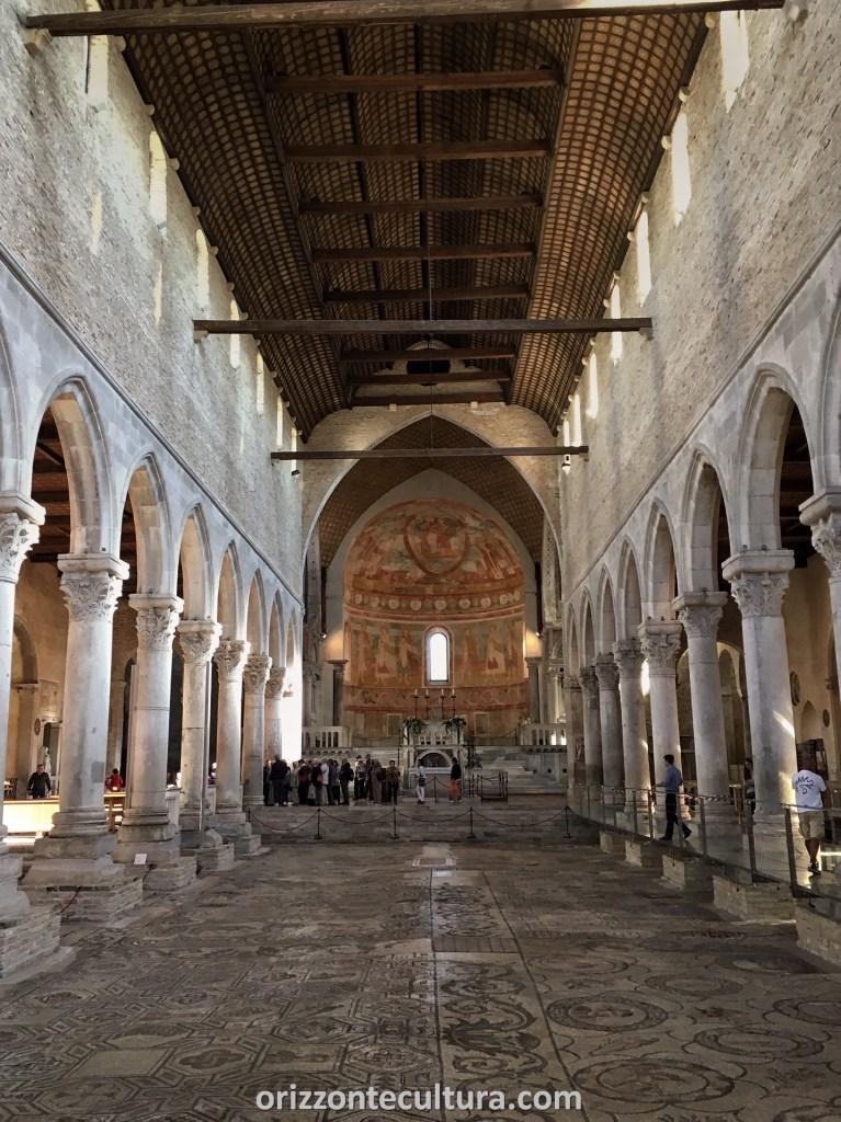 Basilica Patriarcale Aquileia cosa visitare