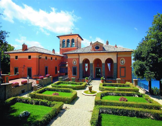 Dimore Storiche Lazio 2019, Villa del Cardinale
