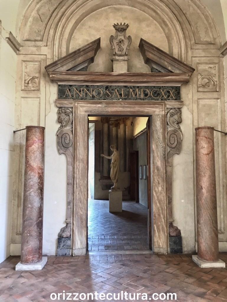 Sala Palazzo Altemps Roma