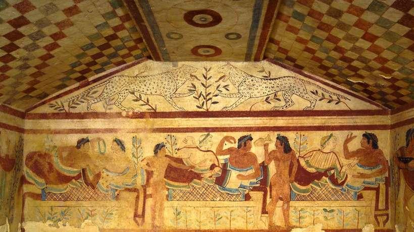Etruschi Maestri Artigiani Cerveteri Tarquinia