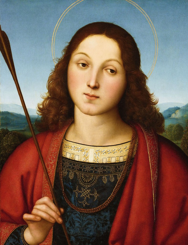 Raffaello Sanzio, San Sebastiano