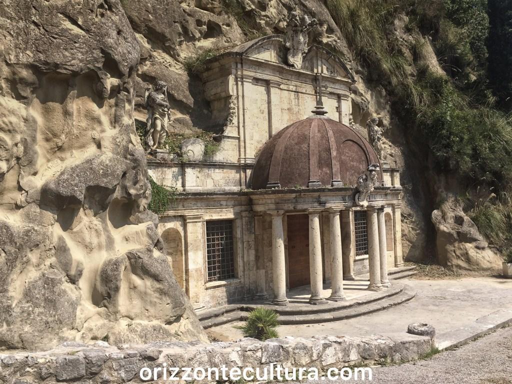 Tempietto di Sant'Emidio alle Grotte, cosa vedere Ascoli Piceno arte enogastronomia