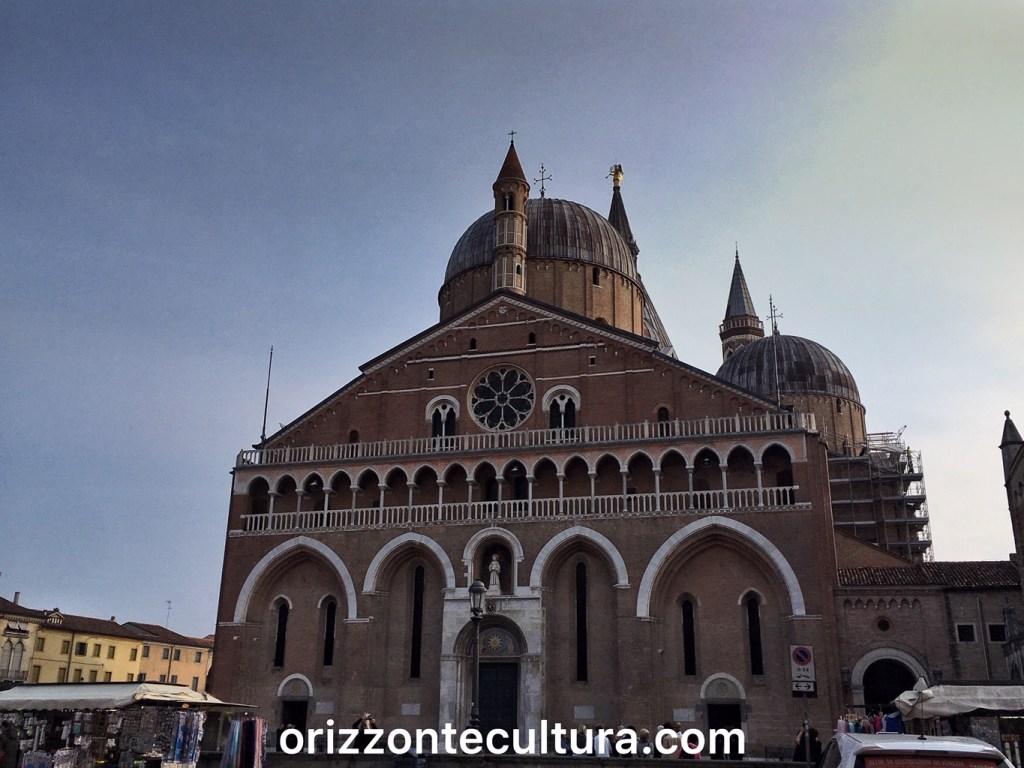 Basilica del Santo, Padova, itinerario weekend Padova cosa vedere