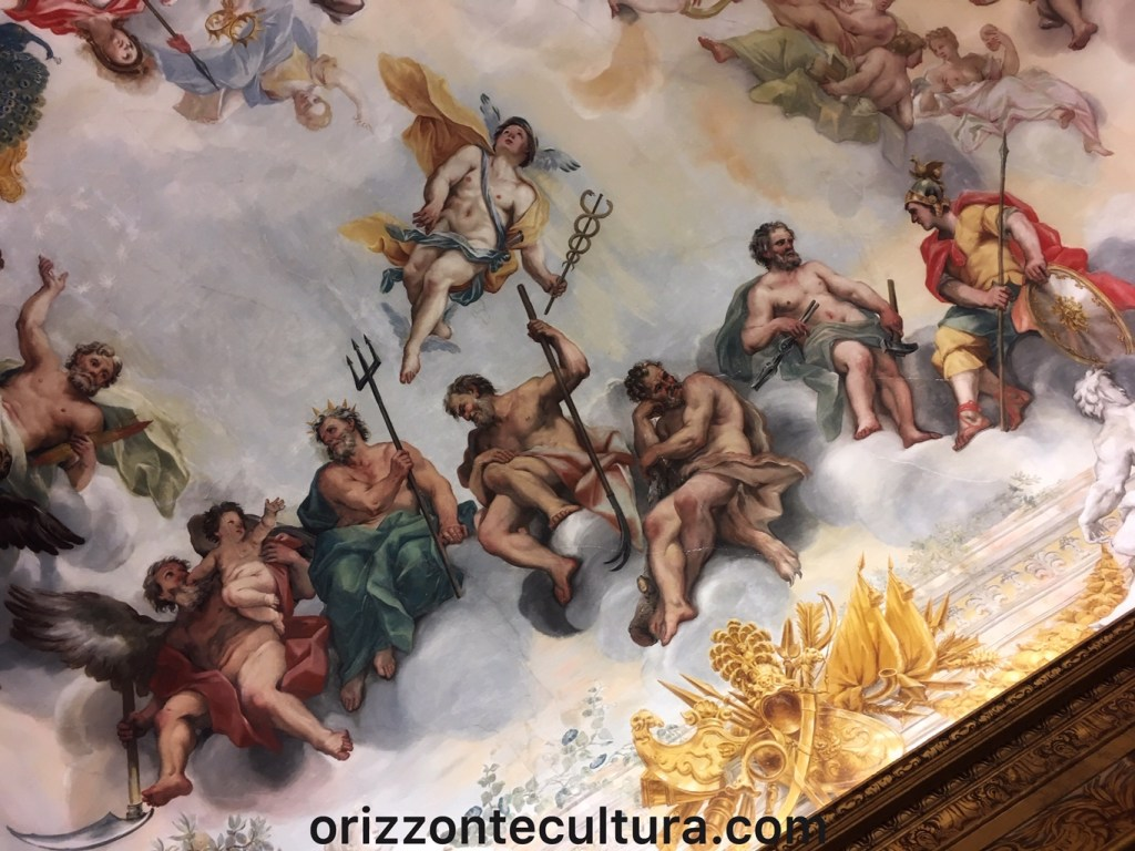 Gallerie dell'Eneide, Macerata