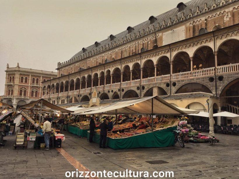 Itinerario per un weekend a Padova, cosa vedere