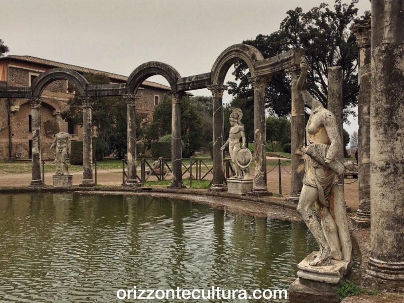 Villa Adriana a Tivoli la dimora di Adriano Patrimonio Unesco