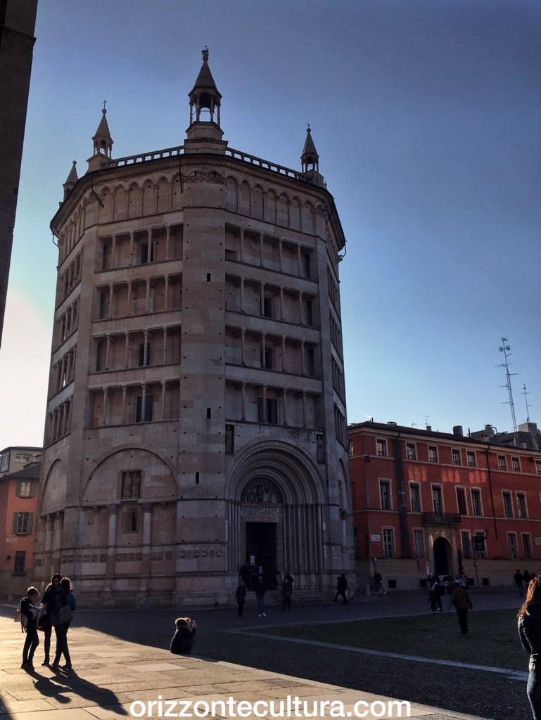 Battistero San Giovanni Battista, Parma, Visitare Parma in 3 giorni itinerario tra arte e buon cibo