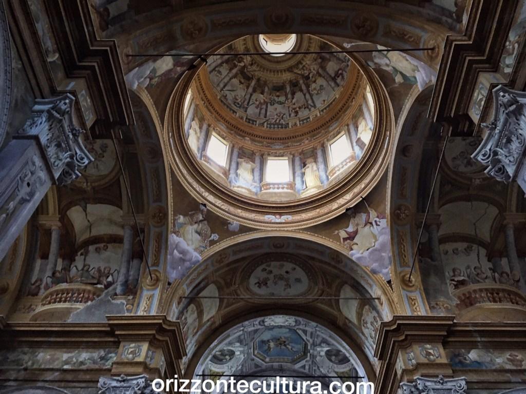 Certosa di Parma, interno