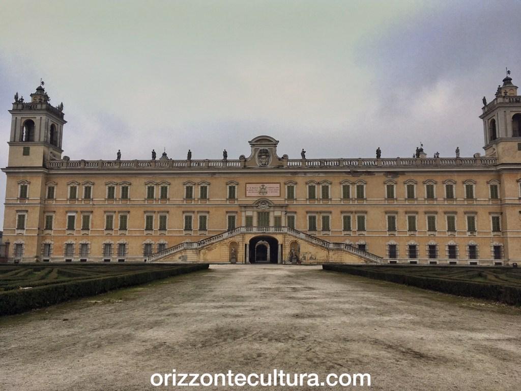 Reggia di Colorno, veduta giardino, Visitare Parma in 3 giorni itinerario tra arte e buon cibo