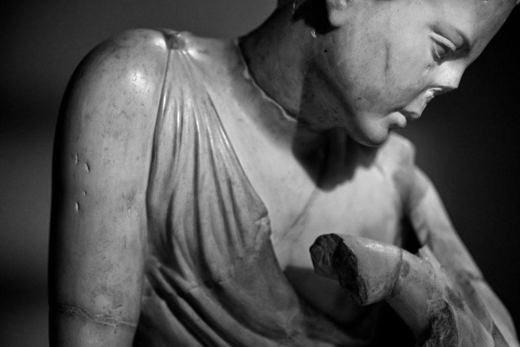 Stefano Cigada, Centrale Montemartini di Roma, Frammenti fotografie mostra