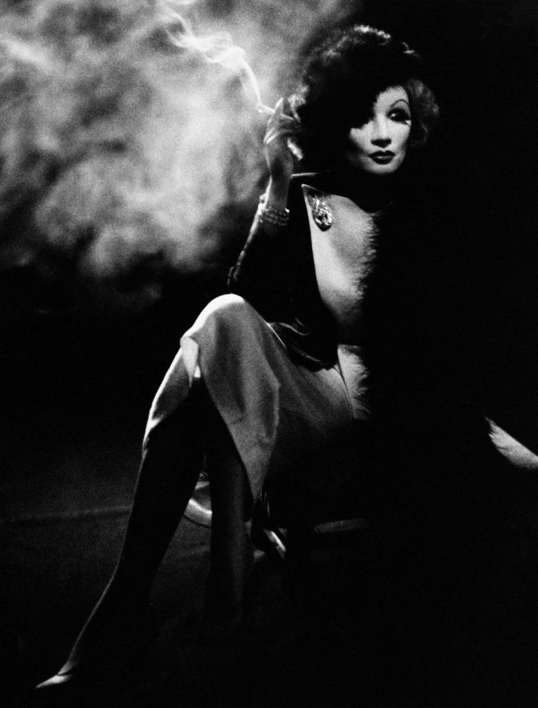Helmut Newton, Marlene Dietrich, Hollywood, Helmut Newton Works GAM Torino scatti mostra