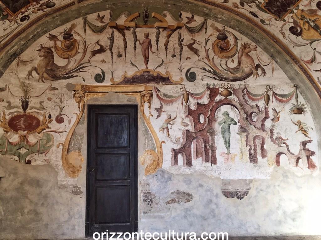 Castello di Torrechiara, Sala dei Paesaggi