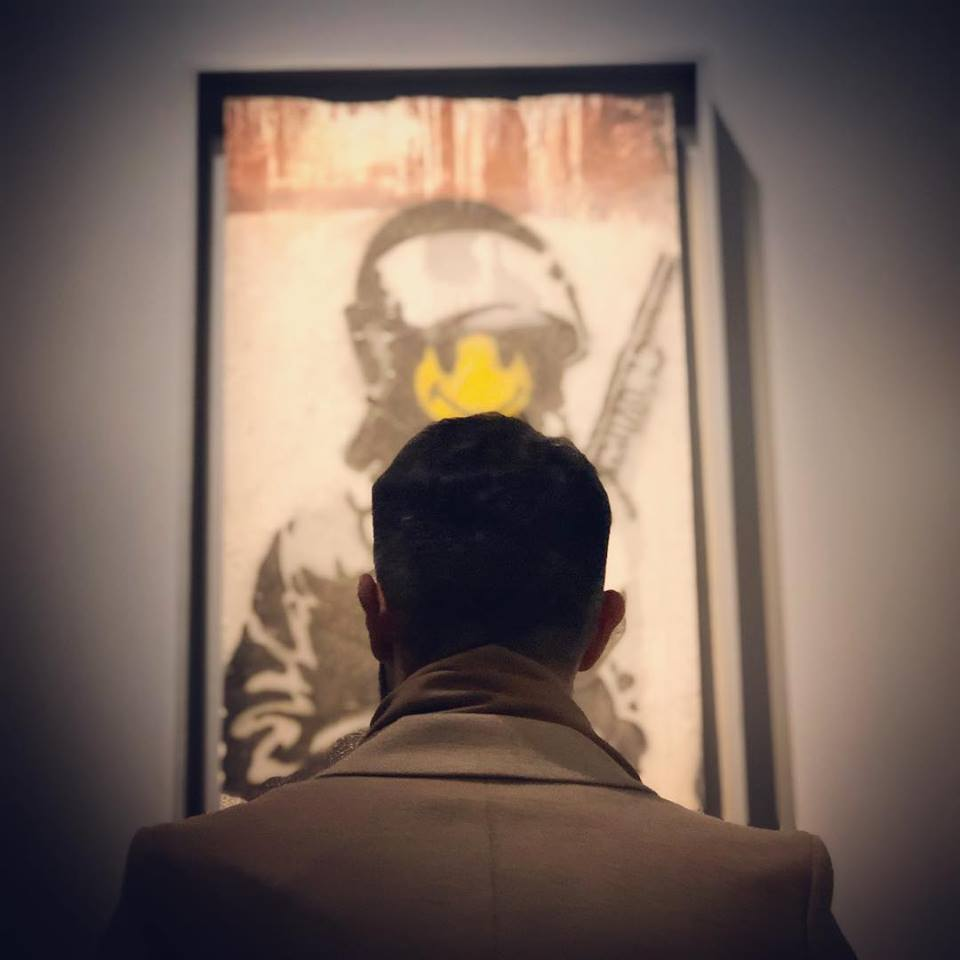 Banksy, Smiling Copper, Banksy 100 domande 150 risposte di Andrea Concas