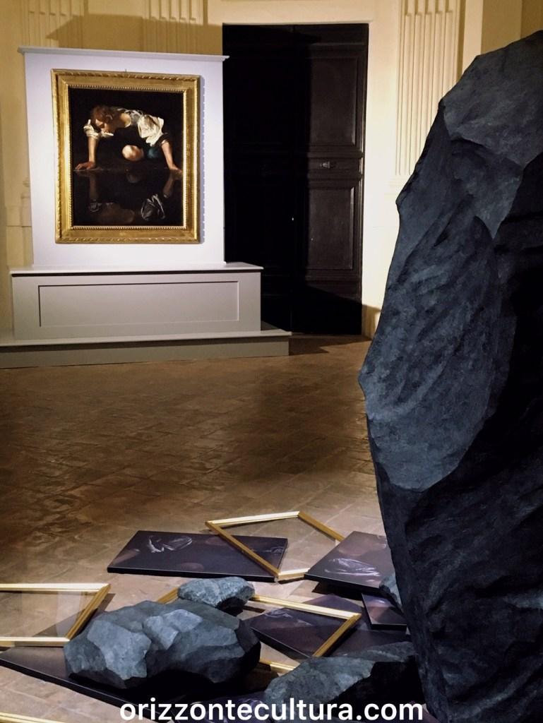 Caravaggio Narciso Palazzo Barberini, Caravaggio Roma itinerario opere Michelangelo Merisi