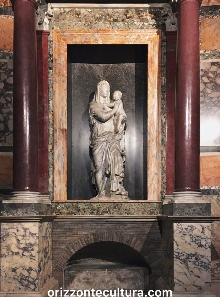 Ricostruzione della Tomba di Raffaello al Pantheon