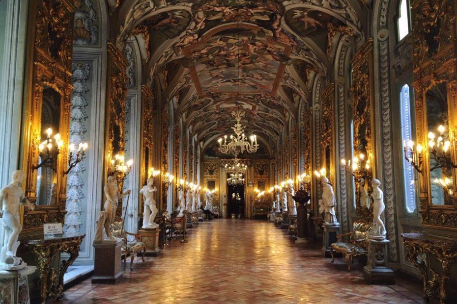 Passeggiate romane la Galleria Doria Pamphilj