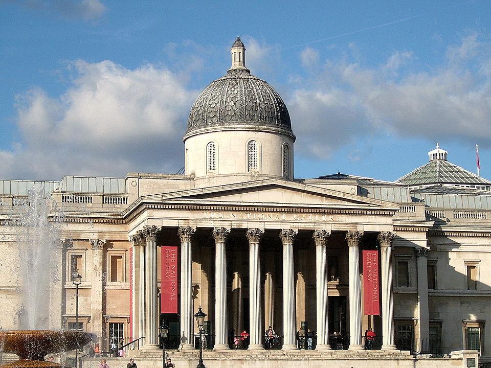 National Gallery di Londra, musei europei visitare una volta nella vita