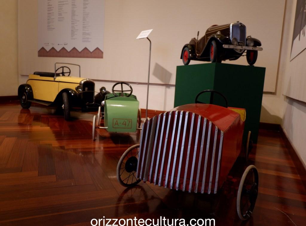 Automibili per bambini, Per gioco Museo di Roma
