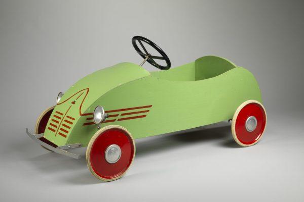 Per gioco giocattoli antichi in mostra a Palazzo Braschi